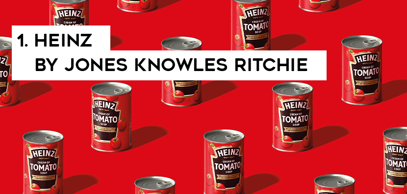 Image of Heinz Cans Pattern